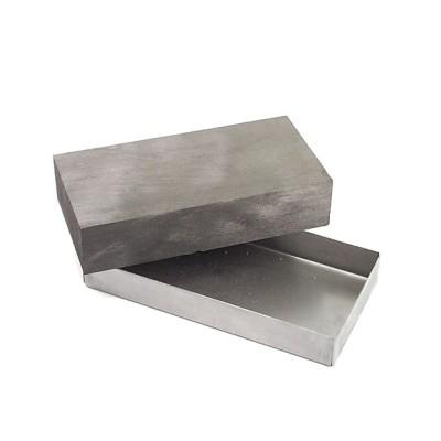 Edelstahl-Blech für Holzlötkohlen