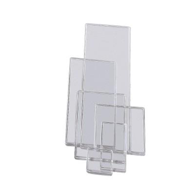 Deckel glasklar für Einsatzboxen