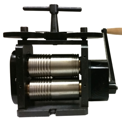 Kombiwalzmaschine 130mm Ø 65mm