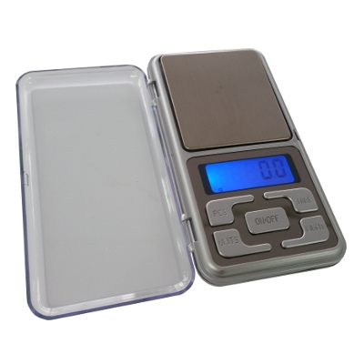 Digital Pocket Scale 600 / 0,1gr.