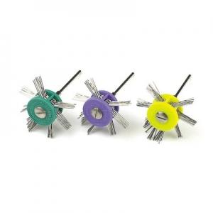 IDEAL-Miniatur-Mattschlagbürsten