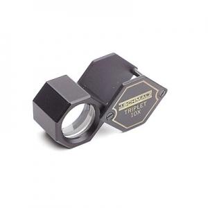 Steinlupen Ø 20,5 mm schwarz