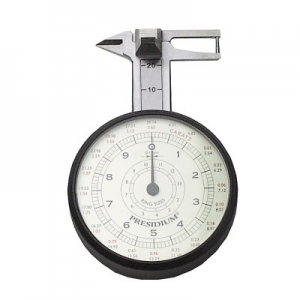 Leveridge Gauge, analog