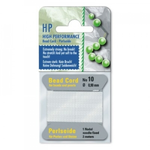 Perlseide 2 Nadel HP High-Performance