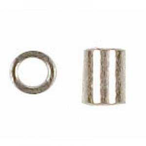 Quetschröhrchen 925/– Ø 2,0 mm x 2,2 mm