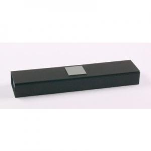 Armbandetui Schwarz / Silber 210 x 45 x 20 mm