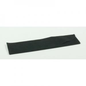 Velouruhrentasche 240 x 60 mm schwarz
