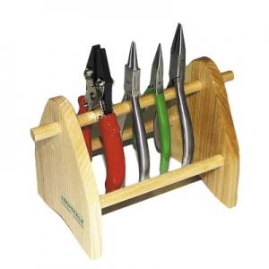 Zangenhalter aus Holz