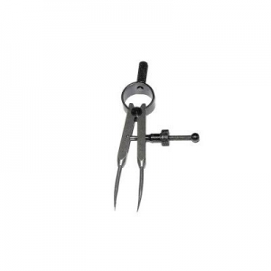 Divider with interchangeable points 100mm