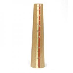 Armband- Konus, oval, Holz