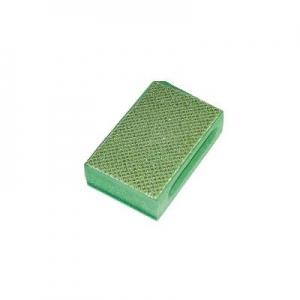 "Dia-Pads grün ""Eiskratzer"" 90x50x25mm"